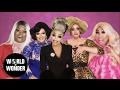 DRAG QUEENS REACT: Worst Hookup ♥ Bianca Del Rio, Gia Gunn, Jaidynn, Tempest & Mrs. Kasha Davis!