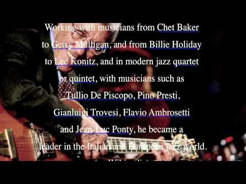 Pino Presti Music Collection - Franco Cerri - Metti Una Sera Cerri (Medley)