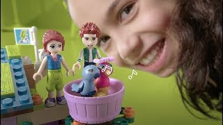 Mia Sparks a Green Movement - LEGO Friends - Heartlake City Missions