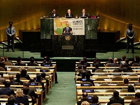 Leaders Promise Change at UN Climate Summit
