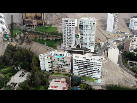 Lima, Peru 2014 - CIUDAD MODERNA - MODERN CITY in HD