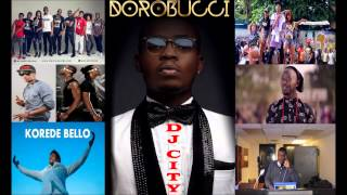 DJ City Welcome Back Mix 2015-( Naija Mix - African Mix Soca)- PSquare, Don jazzy, eddy kenzo