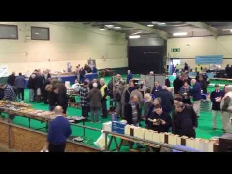 Cambridge Amateur Radio Rally - March 2012