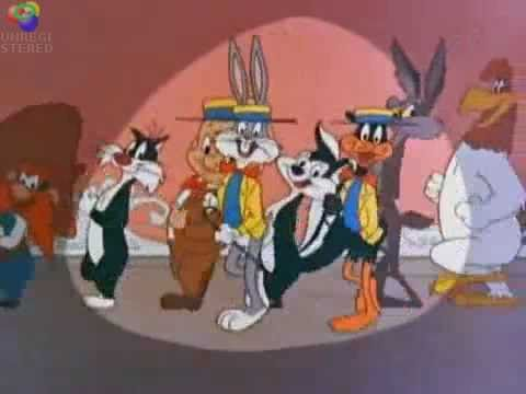Bugs Bunny Show Intro Youtube
