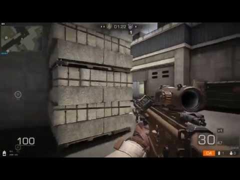 Black Squad - Demolition Gameplay