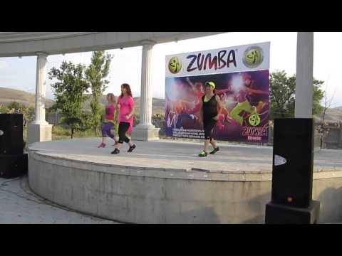 Zumba In Bishkek - Mueve La Cadera video