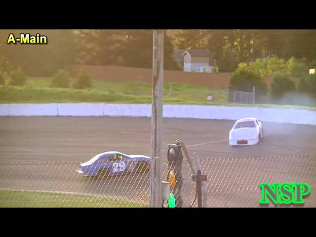 5-10-2014 Baby Grands A-Main South Sound Speedway