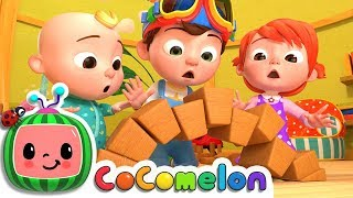 London Bridge is Falling Down | CoCoMelon Nursery Rhymes & Kids Songs