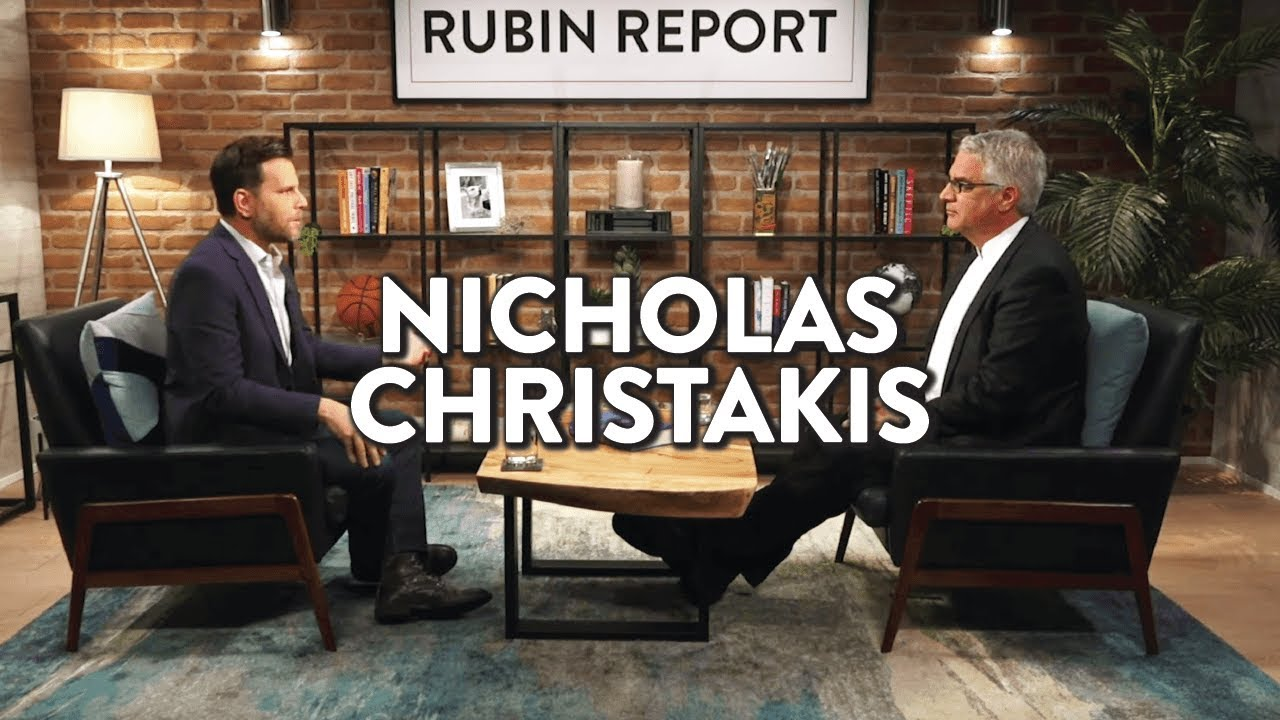 The Evolutionary Origins of a Good Society (Nicholas Christakis Full Interview)