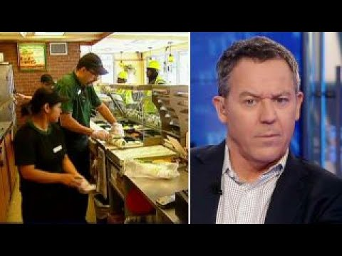 Gutfeld: Seattle's minimum wage hike failures