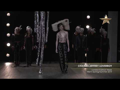 CHARLES JEFFREY LOVERBOY London Fashion Week Men's Spring/Summer 2019