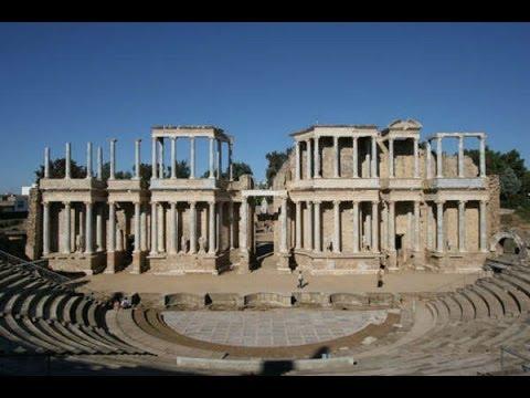 Mérida: joya viva de la civilización romana / Merida Extremadura (Spain) Tourism [IGEO.TV]