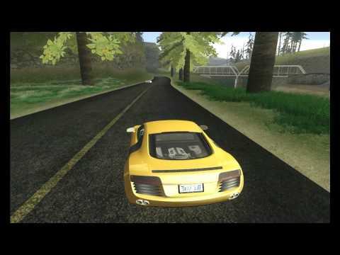 [GTA:SA] Audi R8 Hamann [1080HD]