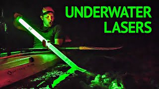 What Happens to Lasers Underwater? - Smarter Every Day 219