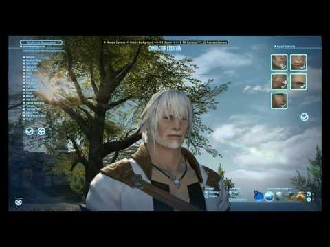 Final Fantasy XIV A Realm Reborn [PS4] - Обзор и первый взгляд.