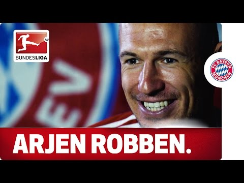 Arjen Robben and his Incredible Personal Record