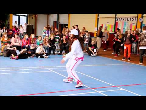 Solo Girls Stars - Dutch Open 2012 - The Dance Lifestyle Magazine video