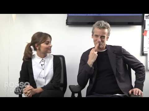 Rosso Interviews the new Dr. Who Peter Capaldi