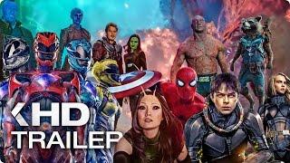 All SCI-FI Movie Trailers (2017)