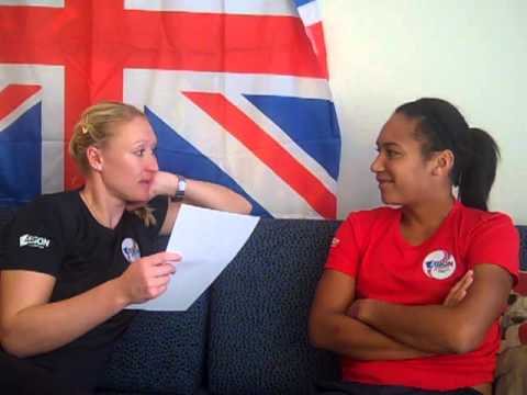 Elena Baltacha on Heather Watson - What's your favourite...