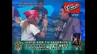 "Yo Soy 24-09-13 AXL ROSE Y JUAN GABRIEL Sorprenden con ""Knocking On Heavens Door"" COMPLETO"