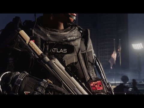 Official Call of Duty®: Advanced Warfare - Campaign Story Trailer
