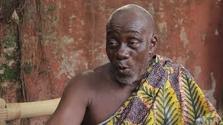 OLD MAN NARRATE ASANTE AMAMMERE ( TWI PROVERBS)