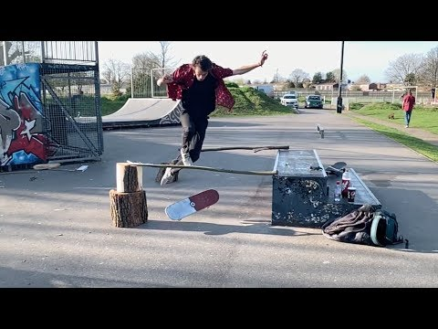 Hippy Jump flips