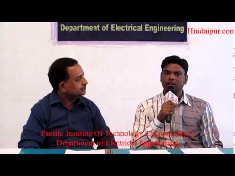 Pacific Institute Of Technology, Udaipur Raj    Department of Electrical Engineering part 1