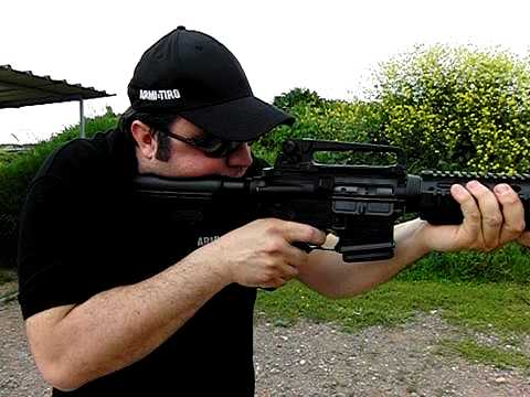 Norinco Cq-A Slow Motion