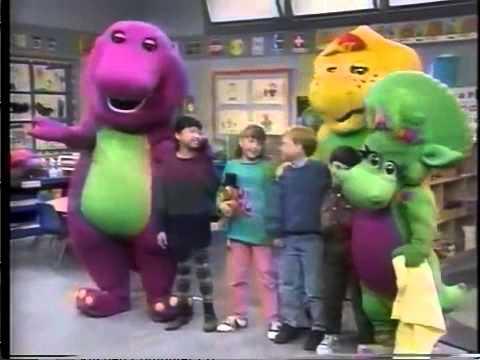 Barney I Love you season 4 version 6