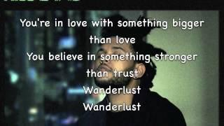 Pharrell Video - Wanderlust (Pharrell Remix) Lyrics - The Weeknd