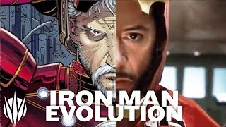 IRON MAN EVOLUTION (FULL) 1963 - 2017