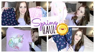 LITTLE GIRL SPRING & SUMMER CLOTHING HAUL 🌼 CUTE & AGE-APPROPRIATE KIDS CLOTHING HAUL | KIDS HAUL