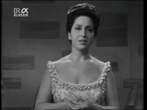 Teresa Berganza sings