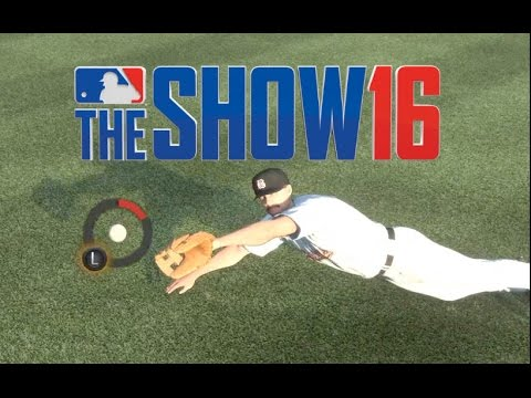 MLB The Show 16: Road To The Show and Showtime Vlog Impressions