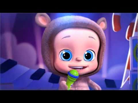Baby Vuvu - Songs for Babies / Everbody Dance Now (Official Music Video) Preview Version