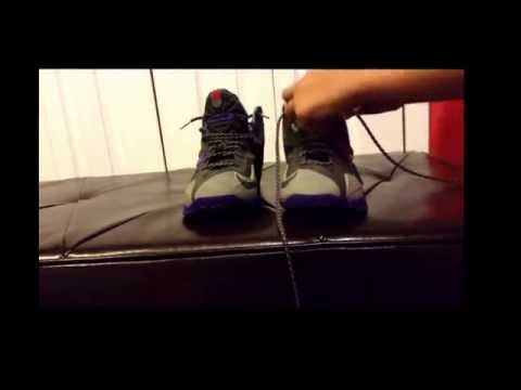 How To Tie Your Sneakers The Sneaker Head Way