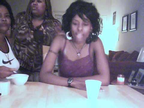 Keyshia Cole- Making fun of her ghetto ass fam