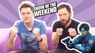 Show of the Weekend: Resident Evil 2 Remake and Luke's Rocking Resi Lyrics Challenge