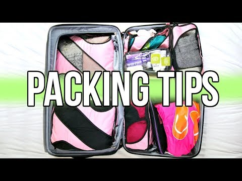 Travel Packing Tips | How to Pack Efficiently