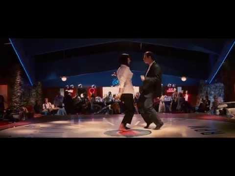 Uma Thurman: Fall Out Boy - Pulp Fiction Video Remix