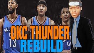 FIXING THE OKC THUNDER | NBA 2K18 MYLEAGUE REBUILD