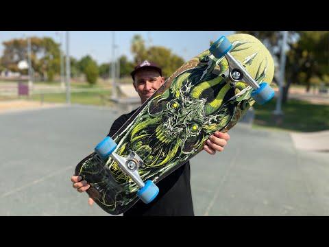 WINKOWSKI PRIMEVAL PRODUCT CHALLENGE WITH ANDREW CANNON!   Santa Cruz Skateboards
