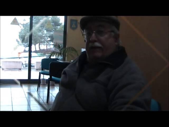 Filmato Intervista Cino Lomanto Gesù Nell'orto