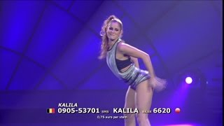 Sexy hiphop solo by Kalila - So You Think You Can Dance