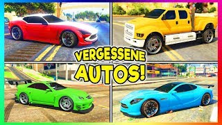 5 GENIALE AUTOS WELCHE NIEMAND MEHR IN GTA 5 ONLINE FÄHRT! 5 VERGESSENE & GÜNSTIGE AUTOS!