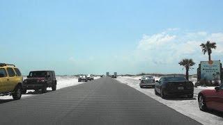 WELCOME TO PENSACOLA BEACH, FLORIDA, USA