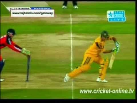 Ricky Ponting's 126 *MAGNIFICENT* Vs England....Natwest series 2009....