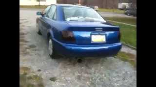For Sales: 1998 Audi A4 1.8t Turbo